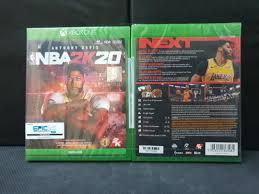 BN] XBOX ONE NBA 2K20 (Brand New), Toys ...