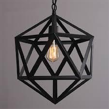 popular lighting fixtures. unique fixtures dia 35 45 55cm black wrought iron loft lamp pendant font b light jpg in popular lighting fixtures