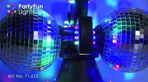 Disco Lights Kmart Double Rotating Disco Mirror Light 71 615