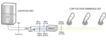 low voltage relay wiring diagram low image wiring luxor cube and relay wiring diagrams fx luminaire on low voltage relay wiring diagram