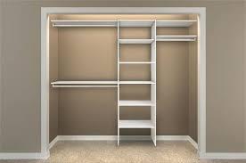 5 foot closet organizer simple interior ideas with 5 8 ft closet organizer and vinyl coated 5 foot closet organizer