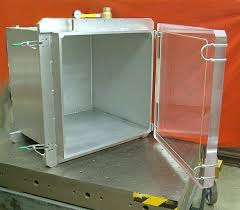 cube vacuum chambers for immediate shipment in stock