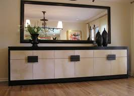 mirror buffet for dinning room kitchen buffets and sideboards