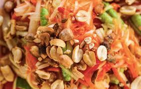 peanut en salad recipe inspired by