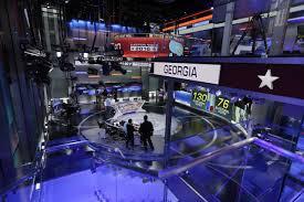 Studio F Design Studio F The Crown Jewel Of Fox News Debuts In Time For