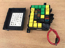 land rover range rover fuses fuse boxes range rover p38 petrol engines genuine fuse box fusebox relay yqe103410 fits land rover range rover