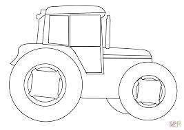 Sports Dessin De Tracteur Des Sports Coloriage Tracteur John Deere