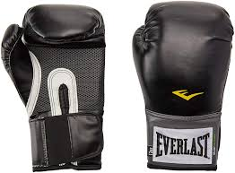 Everlast 14 Oz Boxing Glove Black 1200014