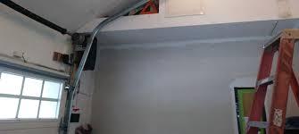garage door not closing