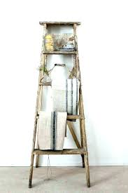 wood ladders for wood ladder for antique painters old by on step wooden ladders wood ladders