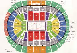 Breakdown Of The Staples Center Seating Chart Los Angeles