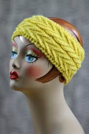 Knitted Headband Pattern Magnificent Decoration