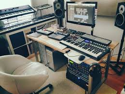 Cheap Bedroom Recording Studio Set With Pool Small Room Home Recording  Studio Tumblr Interior Pinterest Studio