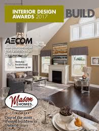 Interior Design Awards 2017 Build Interior Design Awards 2017 By Ai Global Media Issuu