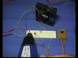 simple thermostat circuit simple thermostat circuit