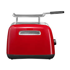 kitchenaid toaster kmt221 empire red 2 slices toaster by kitchenaid in the