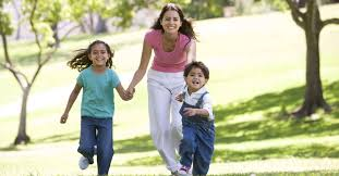 Image result for picture of mom with children