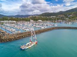 Charting A Course Sailing Clipper Series Again Charts A Course To Airlie Coral Sea
