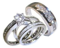 camo wedding rings for him anium bands her uflage and his hers enement spectacular