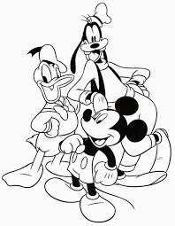 Disney Characters Printable Coloring Pages Printable Coloring Pages