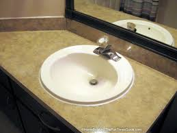 paint bathroom sink. how to paint countertops that look like granite at a fraction of the cost | homebuilding/remodel guide bathroom sink s