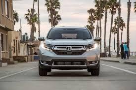 2017 Honda CR-V Touring AWD First Test - Motor Trend