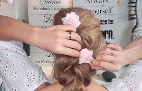 Hairstyle S Ellie účes Na Ples Nebo Na Svatbu Vyzkoušejte