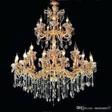 crystal chandelier lamp gold crystal chandelier large 3 tiers gold crystal chandelier lighting big light fixture crystal chandelier lamp