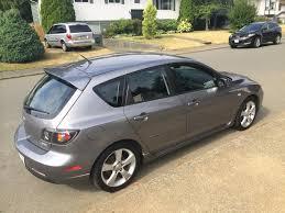 mazda 3 2005 hatchback. 2005 mazda 3 gt hatchback 23l k