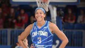 Candace Parker will be the first woman ...