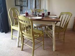 Retro Kitchen Chairs For Vintage Kitchen Chairs Chrome Vintage Kitchen Chairs Set Idea