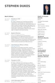 president   ceo resume samples   visualcv resume samples databasepresident  amp  ceo resume samples