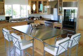 kitchens with stainless steel countertops stainless steel kitchen island wood floors black kitchen cabinets with stainless steel countertops stainless steel