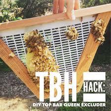 beekeeping life tbh queen excluder