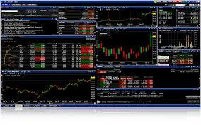 Interactive Brokers Chart Trader Global Trading Platform Ib Trader Workstation