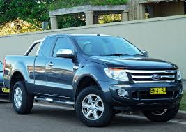 <b>Ford Ranger</b> (T6) - Wikipedia