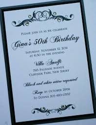 Formal Invitation Template As Well As Formal Birthday Invitations By ...