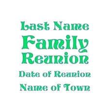 Banquet Program Examples Family Reunion Program Template Digitalhustle Co