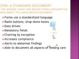 Nursing Documentation Charting By Exception Ppt Documenting Reporting Nursing Informatics Powerpoint