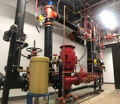 nfpa 20 fire pump design