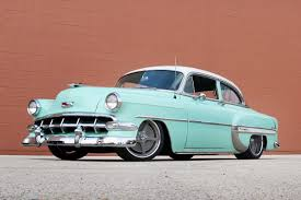 1954 Chevy with a Supercharged 454 LSx - engineswapdepot.com