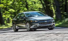 2016 Chevrolet Malibu 2.0T Test – Review – Car and Driver