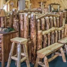 dutchman log furniture brilliant log wood bedroom