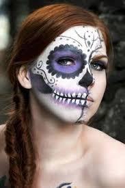 sugar skull makeup google search