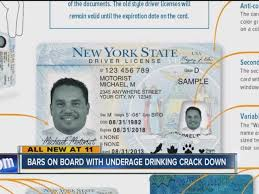 A Nys Offers Fake How To Spot Id Guidance On