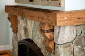 reclaimed oak mantel reclaimed mantels