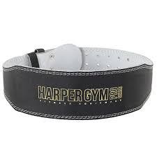 <b>Пояс</b> для тяжелой атлетики <b>HARPER GYM</b> JE-2623 (узкий)