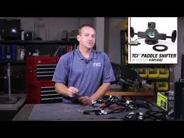 tci ez tcu transmission controller harness options