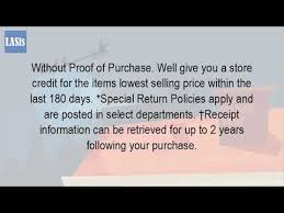 what is macys return policy without receipt