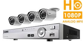 home security system deals. simple 1080p hd 4 camera home security system with night vsion deals m